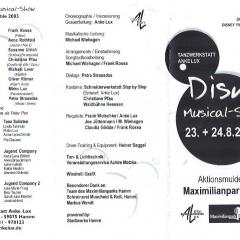 2003-Disney-Musical-Show